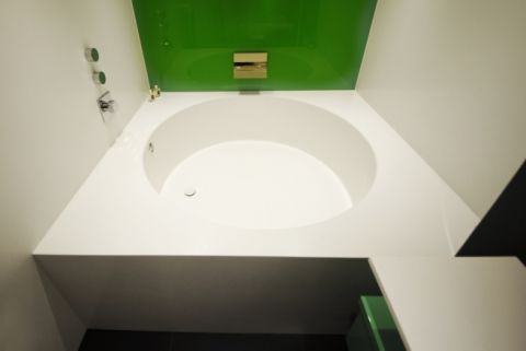 Made to Measure Circular Bath