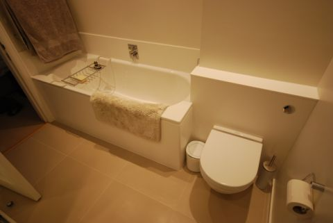 Wall Panelling and Bath Surround