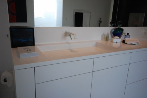 Custom Made Rectangular Basin