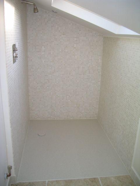 Bespoke Wet Room Floor