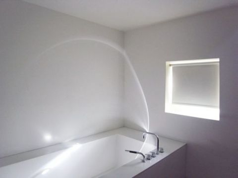 Vola Bath Taps and Hand Shower