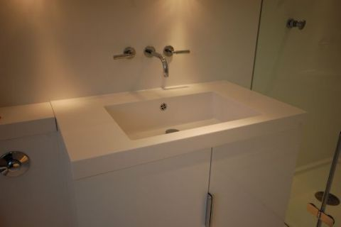 Quadro Basin, with Coved Internal Corners