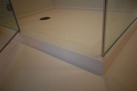 Custom Shower Tray