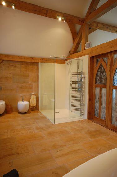 Bespoke Shower Tray