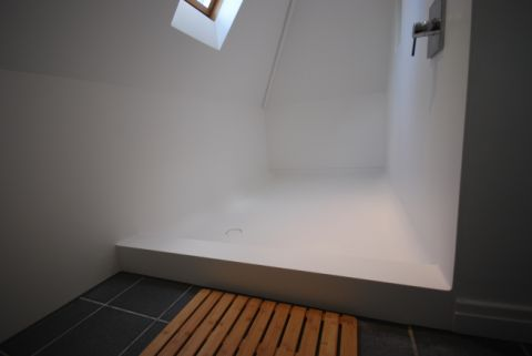 Silicone Free Shower Tray