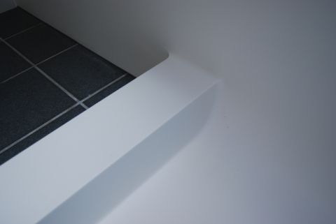 Silicone Free Shower Tray Floor Junction