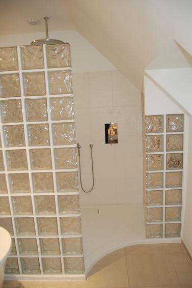 Curved Shower Floor