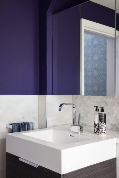 Corian Glacier White Bathroom Vanity Basin