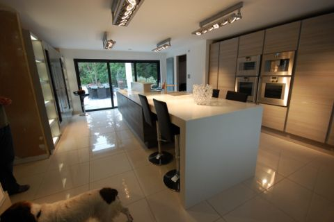 Poggenpohl kitchen worktop