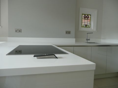 Fitted Induction Hob