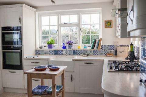 Corian Clamshell Kitchen Worktops