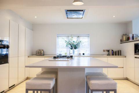 HI-MACS Carina Kitchen Worktops