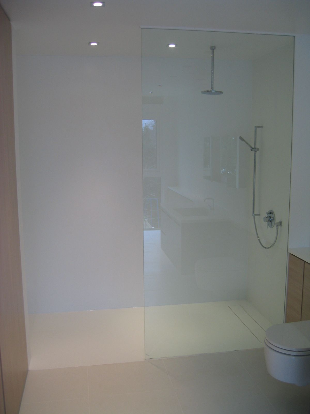 Wetroom floors solidity bespoke solidity wet room floor with trough waste dailygadgetfo Choice Image