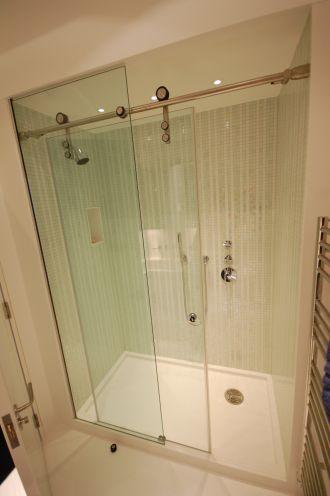 Corian Bespoke Shower
