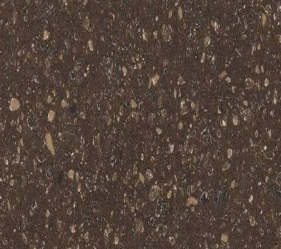 corian cocoa brown